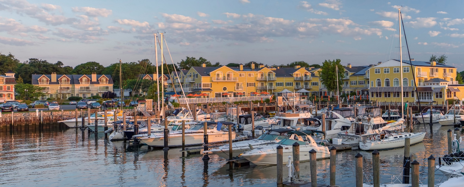 Saybrook Point - Marina Image