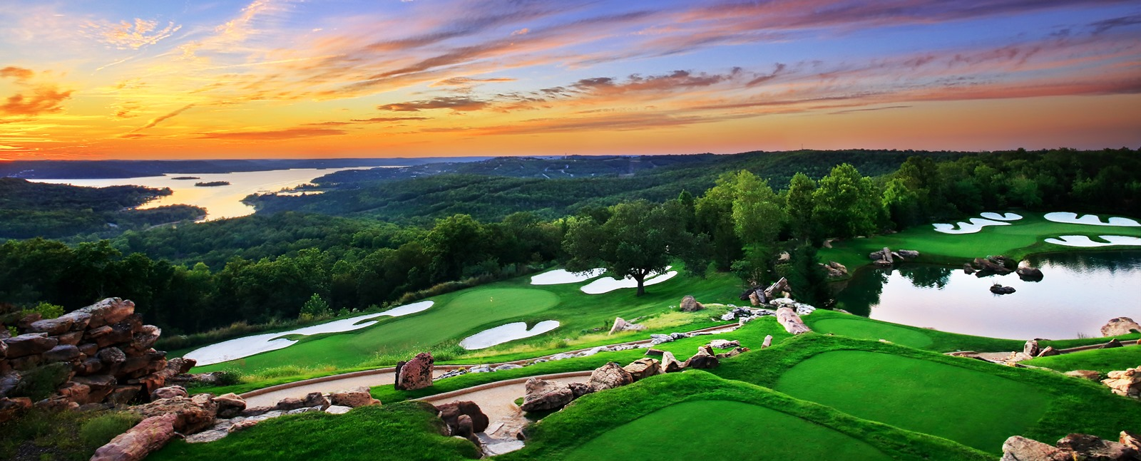 Big Cedar Lodge - Golf